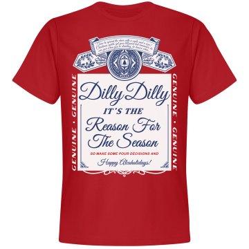Dilly Dilly Christmas Celebration