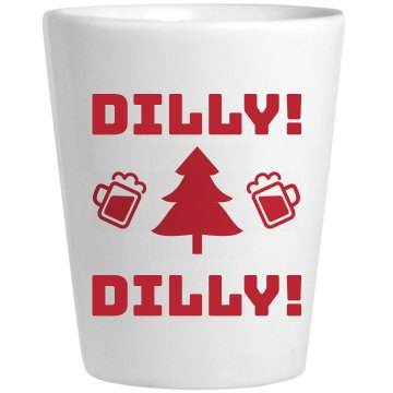 Dilly Dilly Christmas Tree