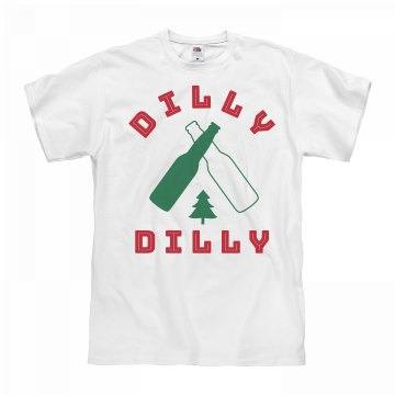 Dilly Dilly Custom Christmas Beer