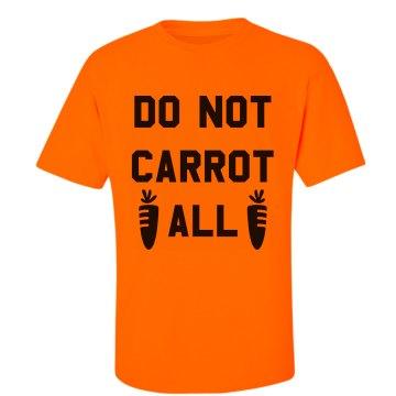 Do Not Carrot All Anti-Easter