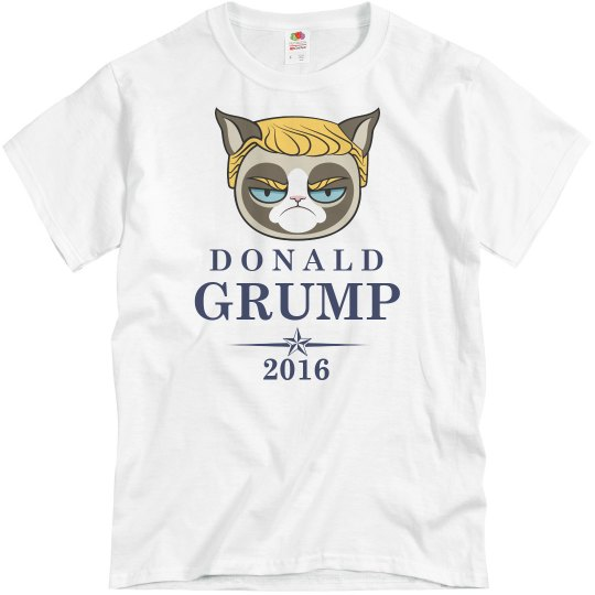 Donald Grump For 2016