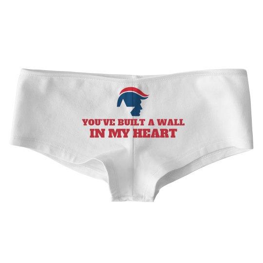 Donald Trump Valentines Underwear
