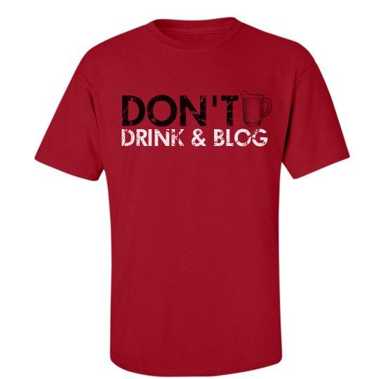Don't Drink & Blog