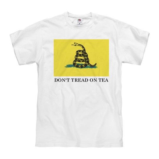 Don't Tread On Tea
