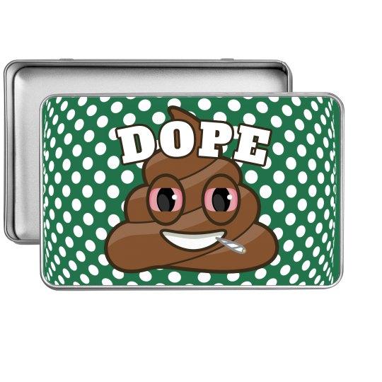 Dope Shit Tin