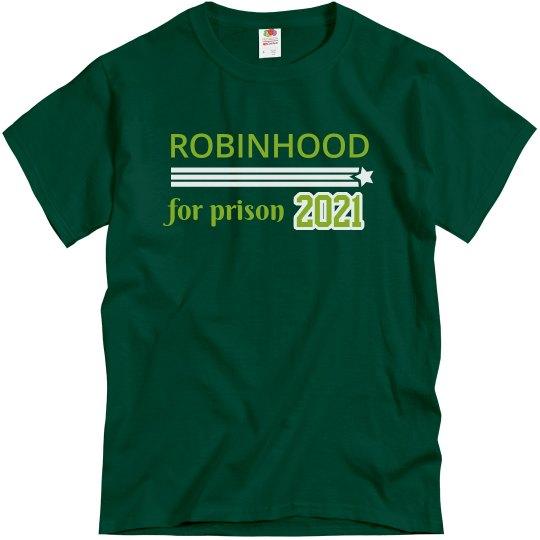 Down With Robinhood
