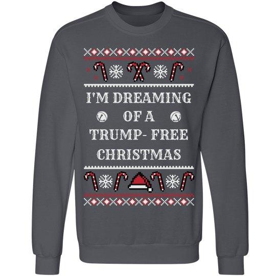 Dreaming Of A Trump Free Xmas