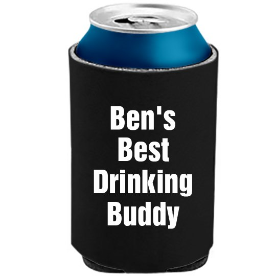 Drinking Buddy Can Cooler