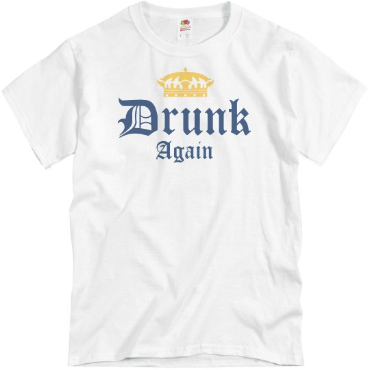 Drunk on Cerveza