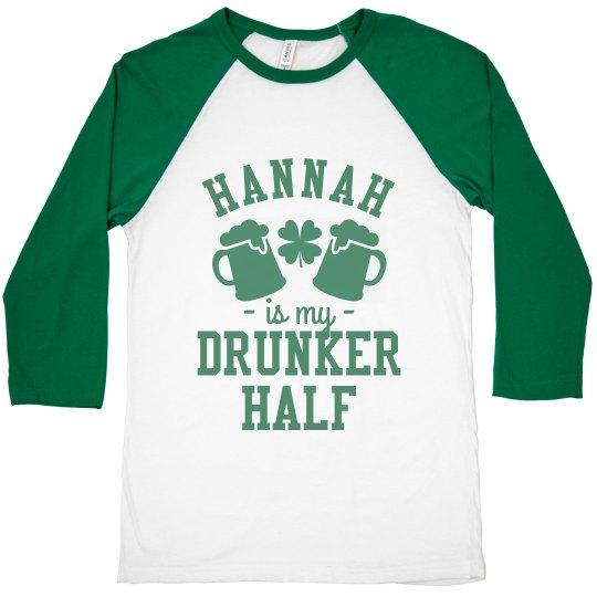 Drunker Half St. Patrick's Day