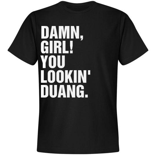 Duang Damn Girl