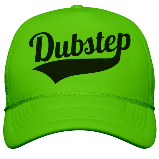 Dubstep Neon Hat