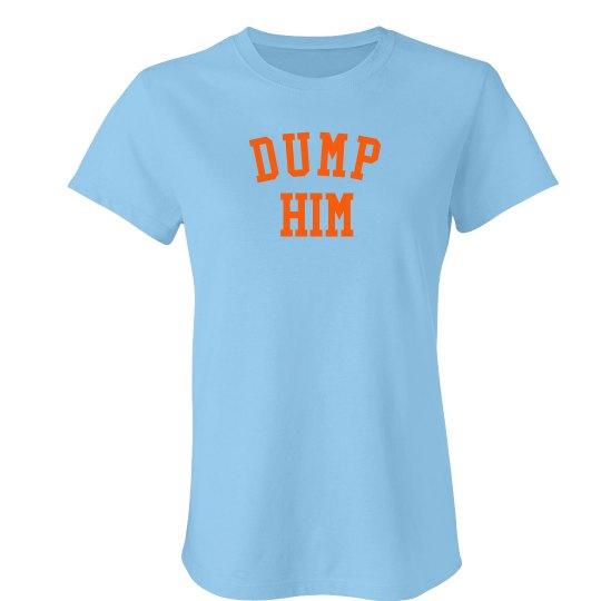Dump Him Britney T-Shirt