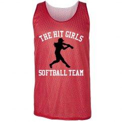 Hit Girls Softball Team