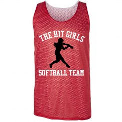 Hit Girls Softball Team