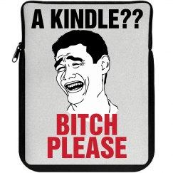 Bitch Please iPad Cover