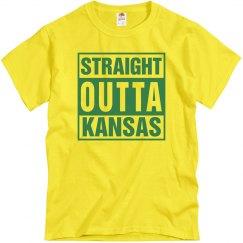 Straight Outta Kansas T-Shirt