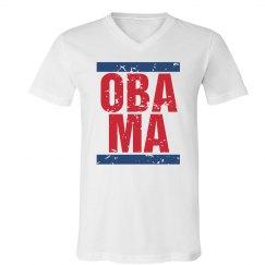 Obama Distressed Tee
