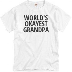 Okayest grandpa
