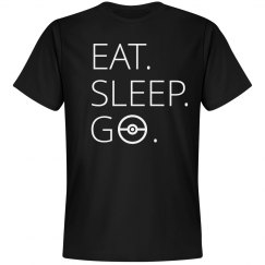 Eat Sleep Go