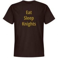 Eat Sleep Knights