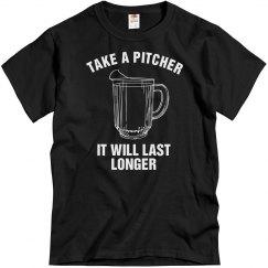Take A Pitcher...