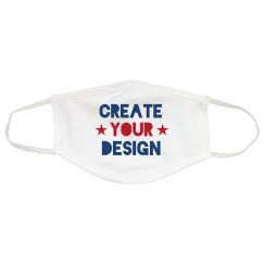 Custom Design Patriotic Mask
