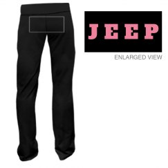 Jeep yoga pants