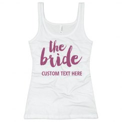 Custom Bride Bachelorette Party