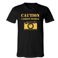 Caution: I Shoot People