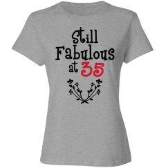 Still fabulous at 35