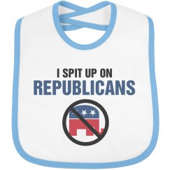 I Spit Up On Republicans