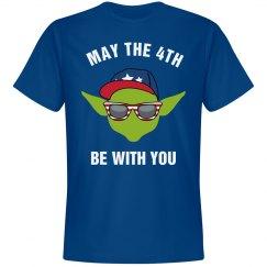 Patriotic Yoda