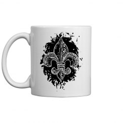 New Orleans Coffee Cup