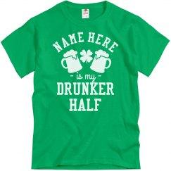 My St. Patrick's Drunker Half