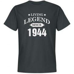 Living legend since 1944