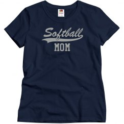 Softball Mom  Tshirt