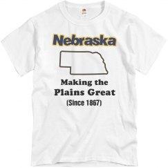 Nebraska Slogan