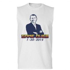 Obama Game Over