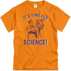It's Time For Science!