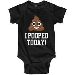Baby I Pooped Today Emoji