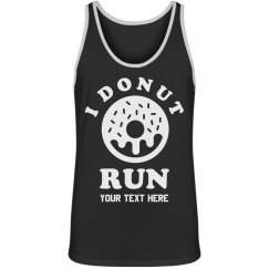 I Donut Run For Fitness