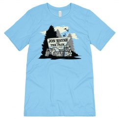 Parks and Rec Tee Blue