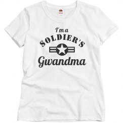 I'm A Soldier's Gwandma