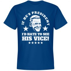 Biden President? Geez.