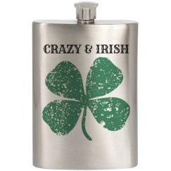 Crazy And Irish Drunk