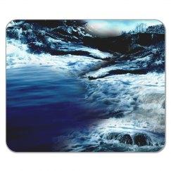 Wild Waterfall Mousepad