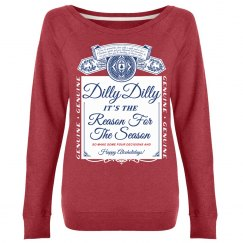 Tis The Season For Dilly Dilly