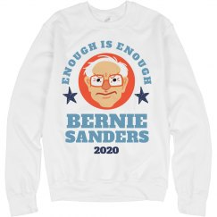 Enough For Bernie