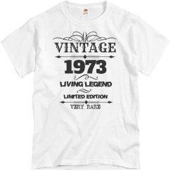 Vintage 1973 living legend very rare